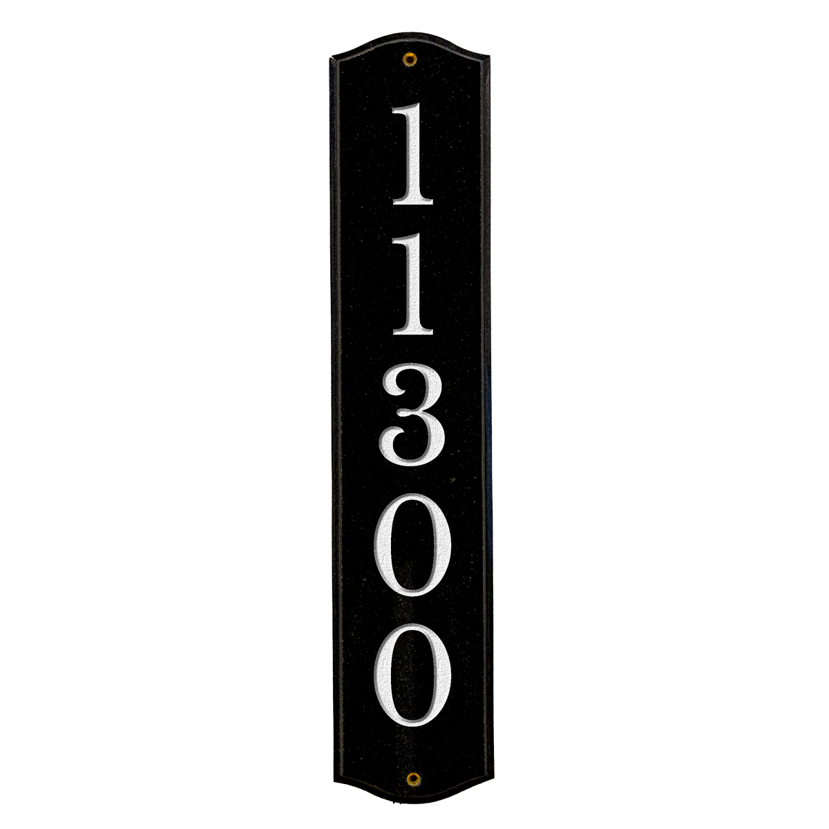 Engraved vertical plaque online