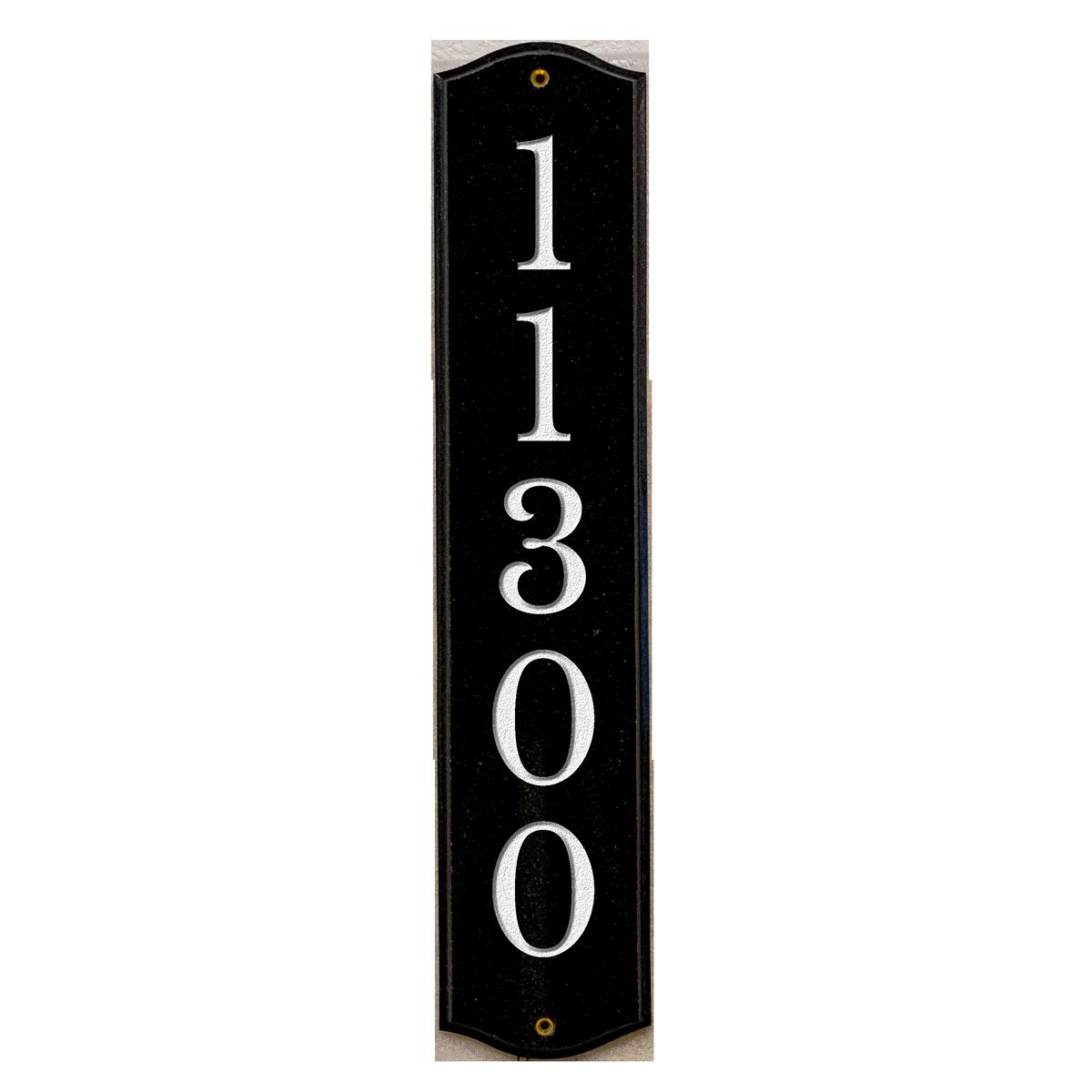 Engraved vertical plaque online